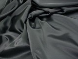 Wholesale Crepe Back Satin Charcoal, 17 yds