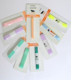 Wholesale Comex Assorted Packaged Ribbons-288 - 3/16in-1/2in