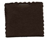 Cotton Jersey Knit Fabric - Brown