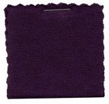 Cotton Jersey Knit Fabric - Eggplant