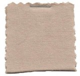 Cotton Jersey Knit Fabric - Taupe