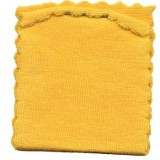Cotton Jersey Knit Fabric - Yellow