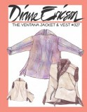 Diane Ericson #327 - The Ventana Jacket & Vest
