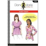 Dana Marie Sewing Pattern #1051 - Modern Empire