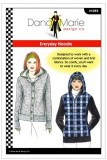 Dana Marie Sewing Pattern #1052 - Everyday Hoodie