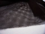 English Net - Black Netting Fabric