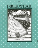 Folkwear #106 Turkish Coat