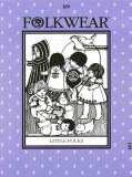 Folkwear #109 Little Folks - 8 international patterns