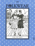 Folkwear #249 1930's Day Dress