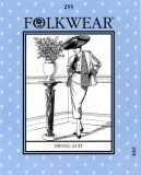 Folkwear #255 Swing Suit