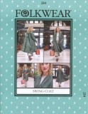 Folkwear #254 Swing Coat