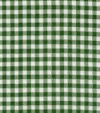 Oilcloth - Gingham Bottle Green