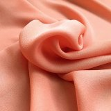 Polyester Georgette Solid - Kumquat 06