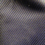 Wholesale Wool Coating - Made in Germany - Navy with Black - 17 yard bolt