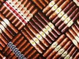 Kanvas Prints - Man Cave - Cigars Neat 05500-99
