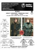 MacPhee #289 - Great Canadian/American Coat