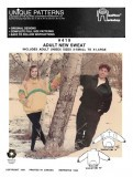 Patterns - MacPhee #419 - Adult New Sweat
