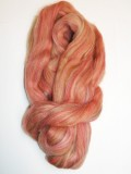 Merino Wool Roving - Hollyberry