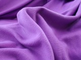 Wholesale Anti Pill Polar Fleece - L A Purple - 12 yds