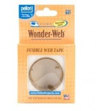 "Pellon - 807 Fusible Wonder Web Tape - Package 5/8"" wide x 10 yards"