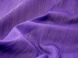 Wholesale Cotton Gauze Fabric - Purple #1032,   25 yards
