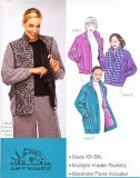 SAF-T-POCKETS Travelwear #9700, Flight Jacket