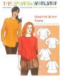 Sewing Workshop Collection - Odette & Ivy Tops