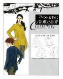 Sewing Workshop Collection - Alex & Olive Tops