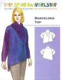 Sewing Workshop Collection - Barcelona Top