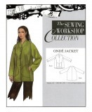 Sewing Workshop Collection Onde Jacket