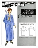 Sewing Workshop Collection - San Francisco Coat