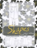 """Shapes"" by Linda Lee and Louise Cutting - Six Sense Skirt"