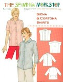 Sewing Workshop Collection - Siena & Cortona Shirts