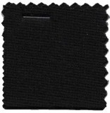 Sofie Ponte de Roma Double Knit Fabric - Black