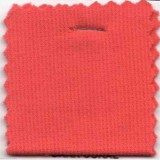 Sofie Ponte de Roma Double Knit Fabric - Dark Coral