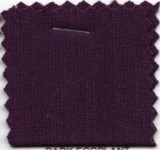 Sofie Ponte de Roma Double Knit Fabric - Dark Eggplant