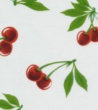 Wholesale Oilcloth - Stella - White - 12yds