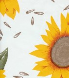 Oilcloth - Sunflower Yellow