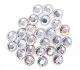 Hot Fix Swarovski Rhinestones - ss10 Clear Crystal