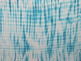 Wholesale Shibori Bamboo Knit - Trellis #66029 - Peacock #74  - 17 yards