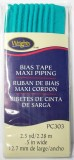 Wrights Bias Tape Maxi Piping 303 - Blue Jewel #596