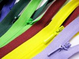 YKK Invisible Zippers - 9 inch in several colors