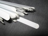 "SALE - 12.5mm (1/2"") White Spring Steel Corset Bones - Several Lengths"