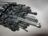 "Wholesale Spiral Steel Bones -  36 piece bundle of 6mm (1/4"") in Several Lengths"