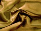 Crepe Back Satin - Antique Gold