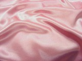 Wholesale Crepe Back Satin Dusty Pink, 17 yds