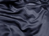 Wholesale Crepe Back Satin Midnight Navy, 17 yds
