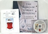 Corset Making Starter Kit with DVD - Book