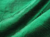 Thai Silk Dupioni - Evergreen