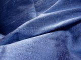 Thai Silk Dupioni - Lyons Blue
